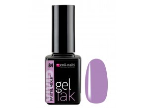 enii nails gel lak pastel violet