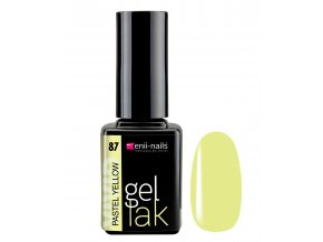 enii nails gel lak pastel yellow