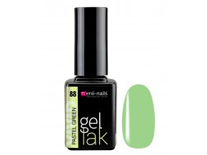 enii nails gel lak pastel green