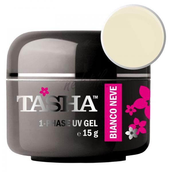 Jednofázový Uv gel Bianco Neve 15 g Tasha