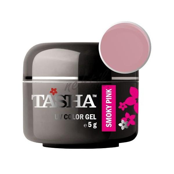 Uv gel barevný Tasha Smoky pink 5g - Black Line