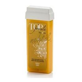 Depilační vosk zlatý 100g Top formula
