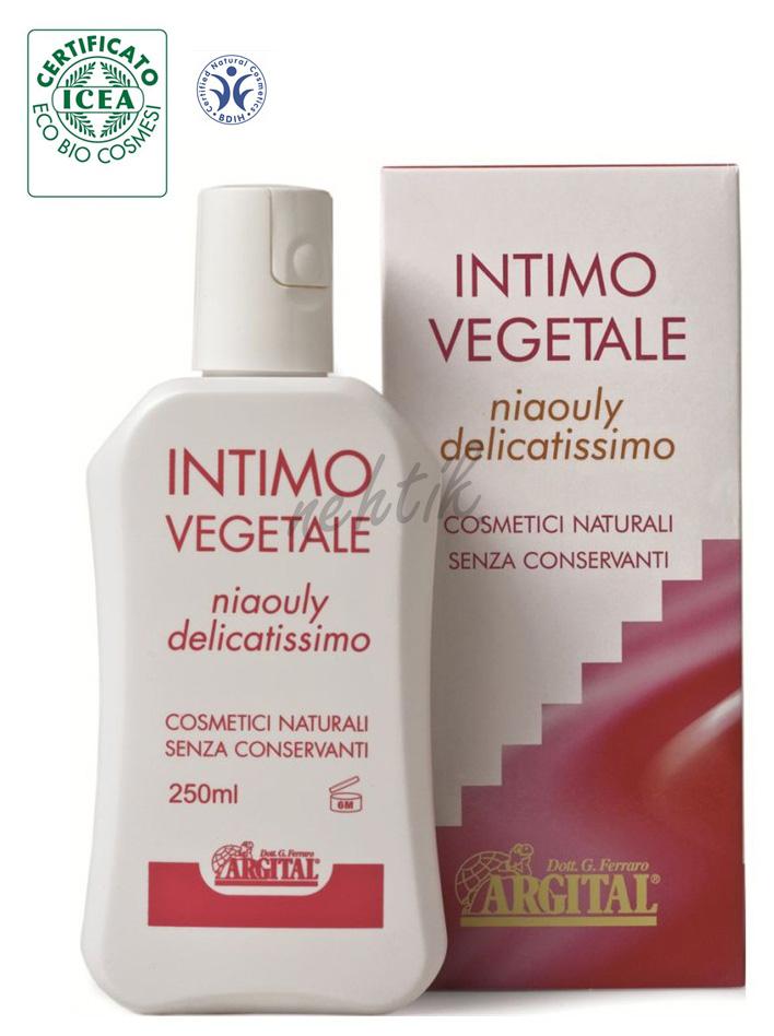 Intimní gel s Niaouli, Argital