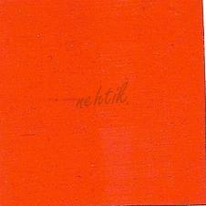 Zdobící akrylová barva na nehty - č. 52 červená metalická 30g