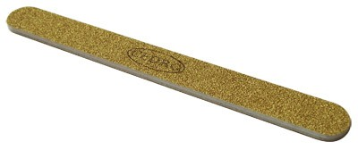 Sada - Pilník na nehty zlatý 100/100 10ks