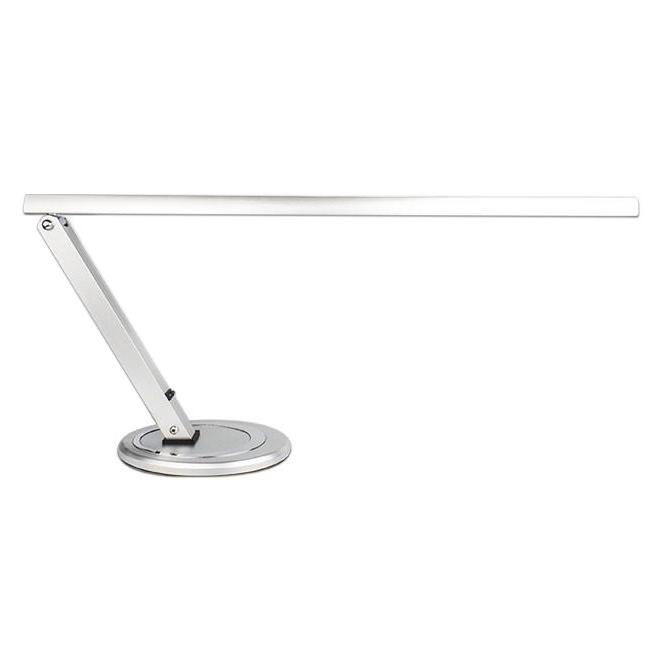 Designová lampička pro modeláž nehtů stříbrná