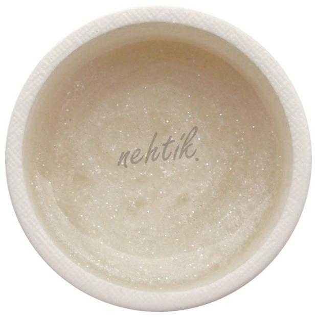 UV gel GABRA 7,5 ml - glitrový 01 bílý