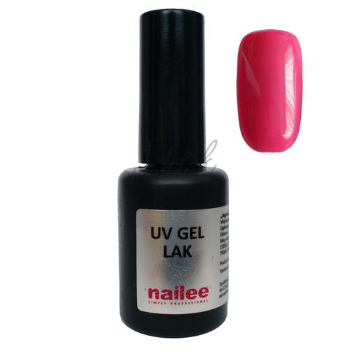 Gel lak na nehty Nailee 13 růžový