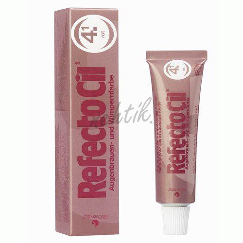 RefectoCil barva na řasy č.4.1 červená