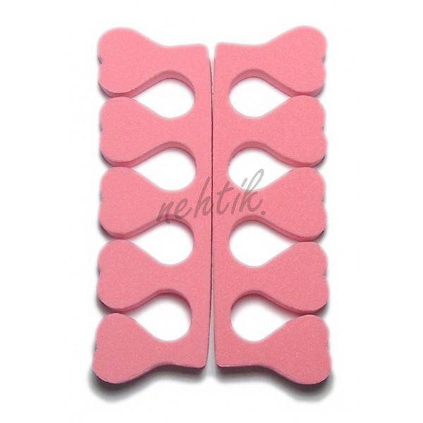 Separátor růžový 1 pár