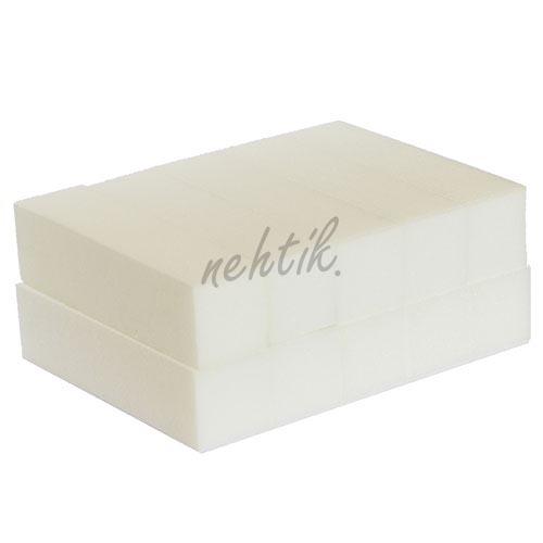 Blok bílý jemný sada 10ks