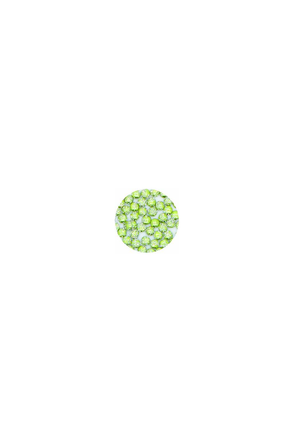 23312 lentilky trpytive zelene