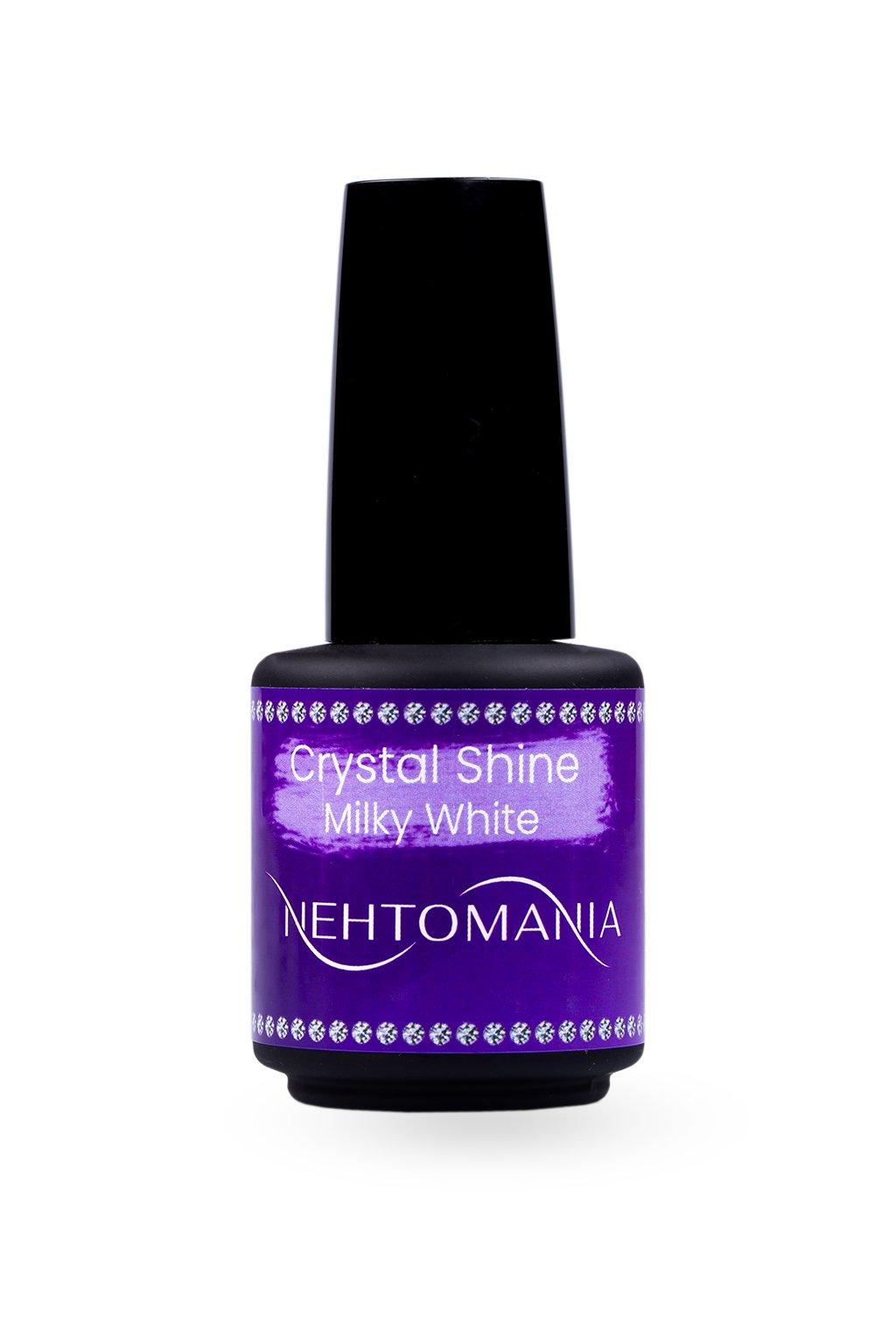 Crystal Shine Milky White náhled