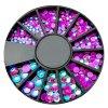 Karusel kamínku Neon Purple náhled