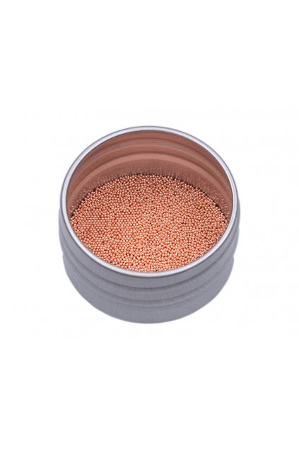 Kaviár 4mm Rose Gold náhled