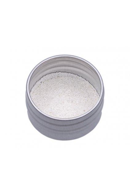 Kaviár 4mm Silver náhled