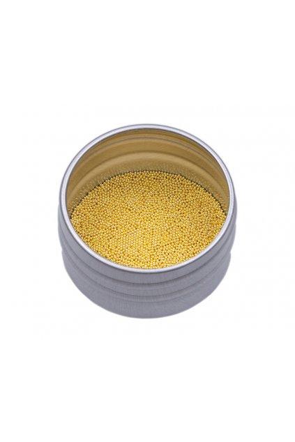 Kaviár 4mm Gold náhled