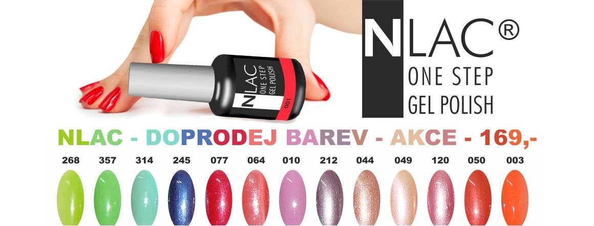 NLAC-doprodej barev