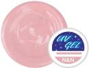 Nekrycí barevné gely UV gely