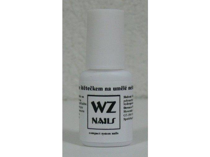 Lepidlo se štětečkem na umělé nehty WZ 7,5 g