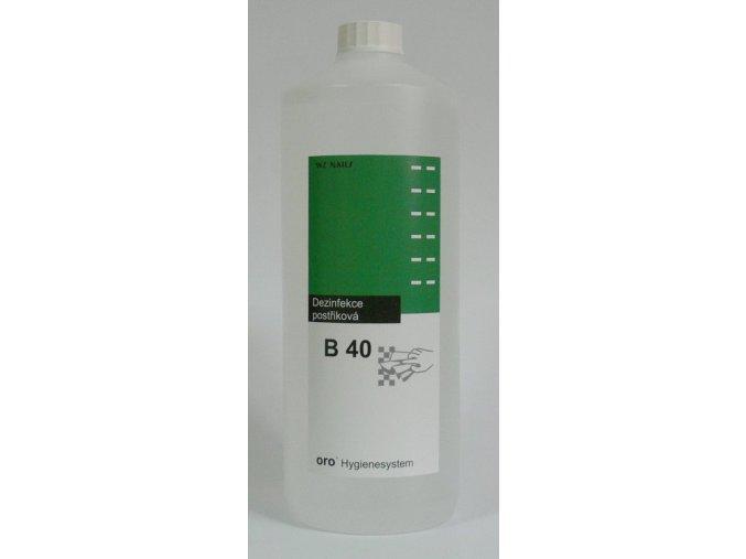 Dezinfekce postřiková na plochy i na nástroje 1 litr