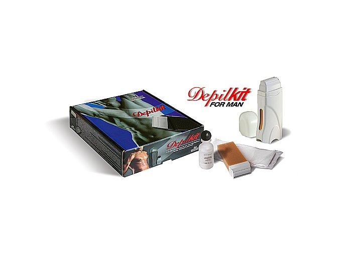 Depilační sada Depil kit for man Holiday