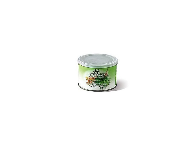 Depilační vosk gelový Holiday Aloe Vera 400ml