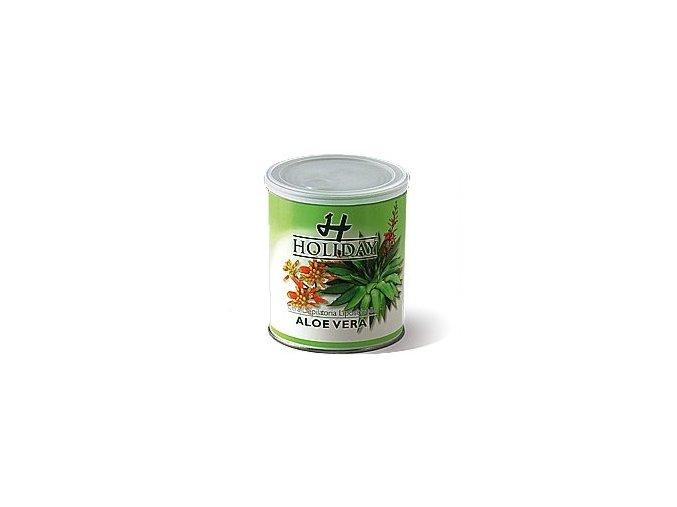 Depilační vosk gelový Holiday Aloe Vera 800ml