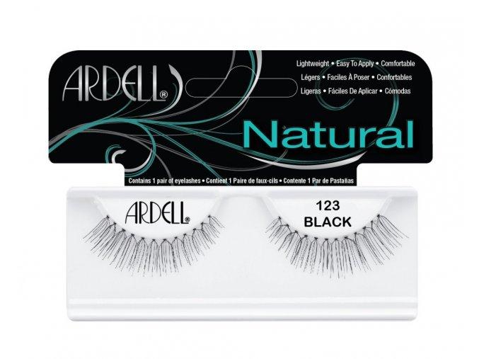 Nalepovací řasy Ardell 123 black