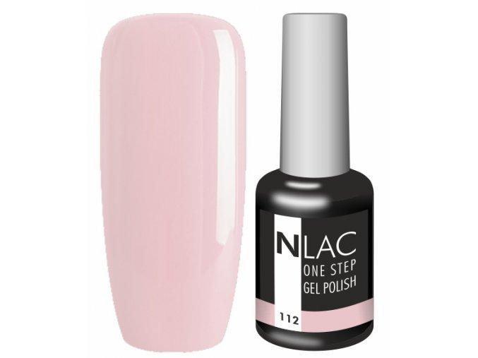 Gel lak NLAC One step 112 - kamufláž
