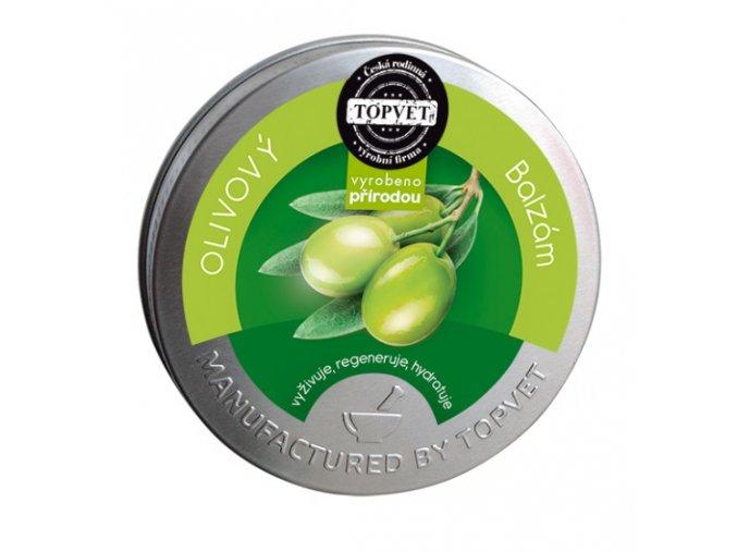 olivovy balzam vhodny na suchou citlivou pokozku
