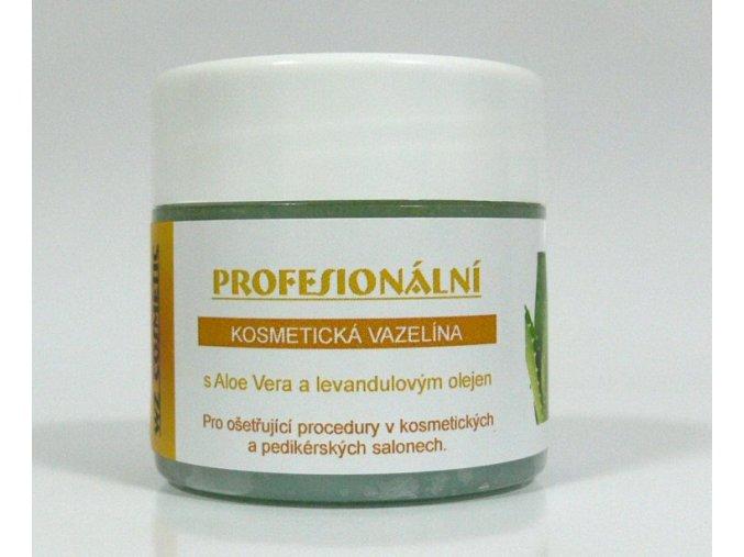 Kosmetická vazelína s Aloe Vera - 150 ml