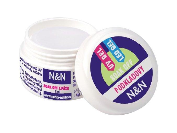 Podkladový Soak off gel N&N
