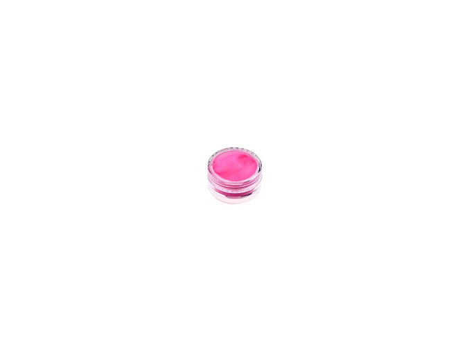 Barevný akryl  neon růžový - 5g