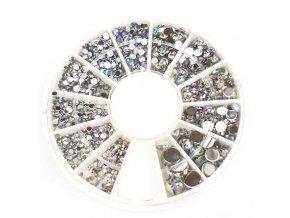 Karusel - holografické kamínky