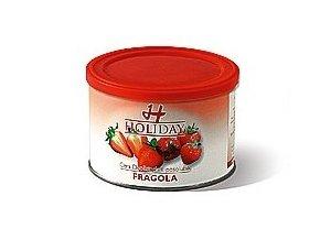 Depilační vosk gelový Holiday strawberry 400ml
