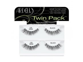Nalepovací řasy Ardell 120 demi Twin pack
