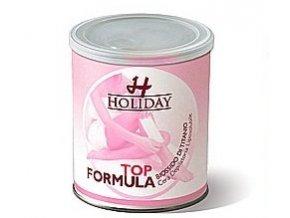 Depilační vosk Top formula Holiday pink 800ml