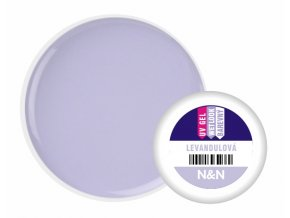Wetlook - barevný UV gel - levandulový