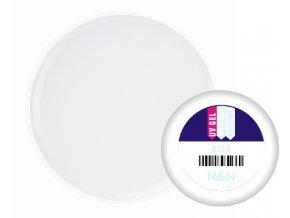 Wetlook - barevný UV gel - bílá