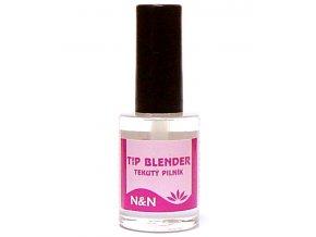 Nail tip blender - tekutý pilník