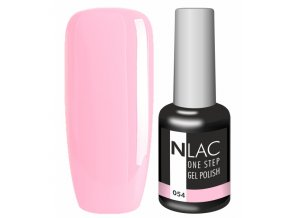 Gel lak NLAC One step 054 - baby rose