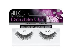 nalepovaci rasy double up lashes ardell 205 black