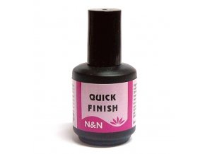 QUICK FINISH TOP SHINE gel 10 ml