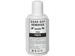 Soak off Remover s lanolinem