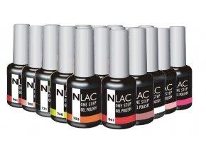 Gel lak NLAC One step sada 36 kusů