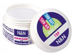 Sealing (vrchní) TOP Soak off gel N&N