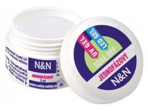 Soak off gel jednofázový N&N
