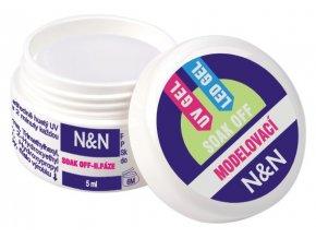 Modelovací Soak off gel N&N