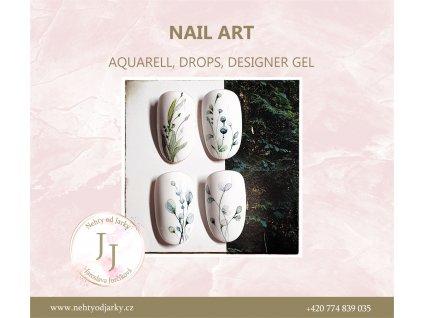 nail art 3techniky